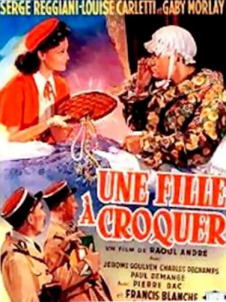 Cine974, Une fille à croquer