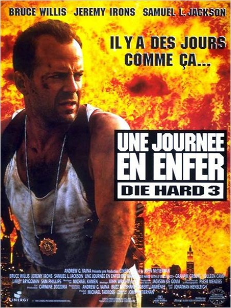 Cine974, Une journée en enfer