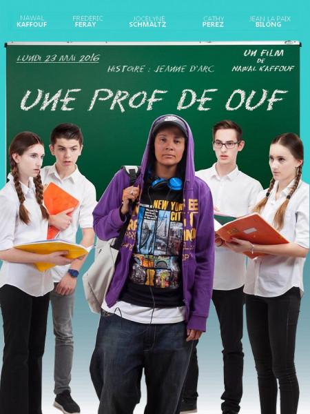 Cine974, Une prof de ouf