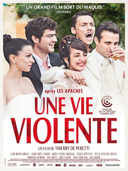 Cine974, Une vie violente