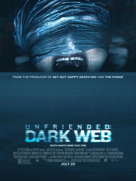 Cine974, Unfriended: Dark Web