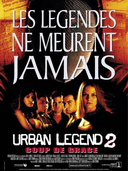 Cine974, Urban Legend 2 : coup de grâce