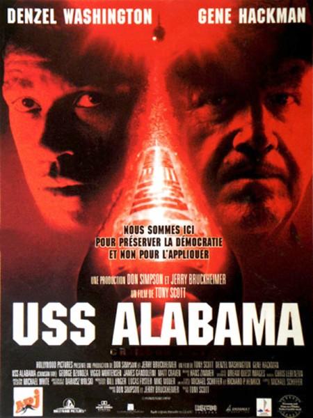 Cine974, USS Alabama