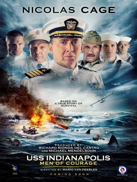 Cine974, USS Indianapolis