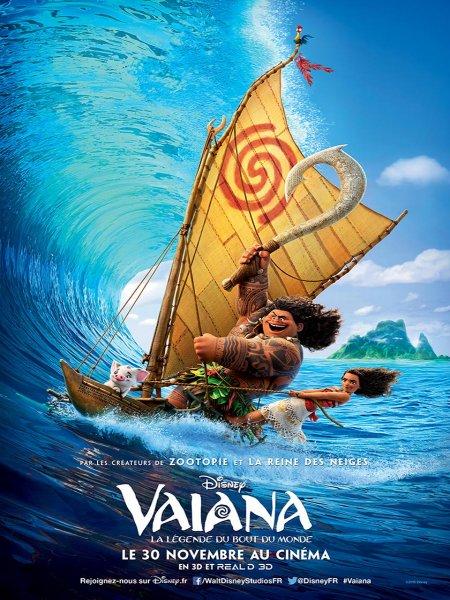 Cine974, Vaiana, la légende du bout du monde