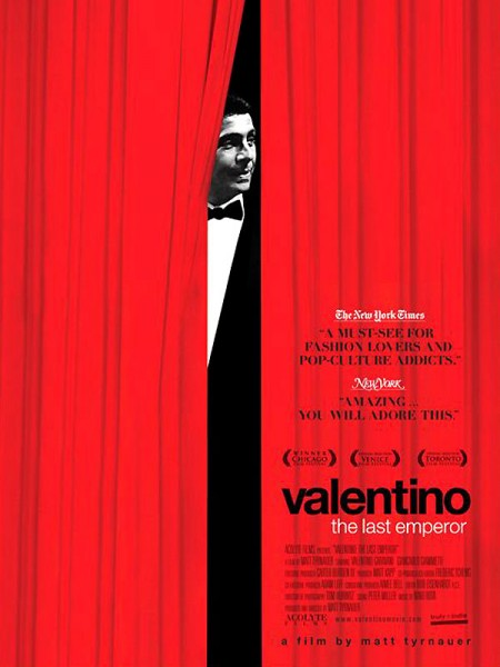 Cine974, Valentino : The Last Emperor
