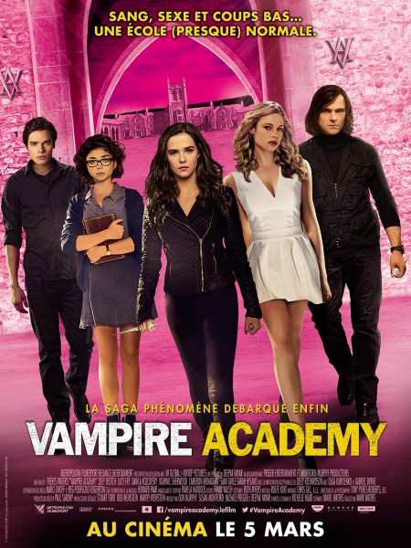 Cine974, Vampire Academy