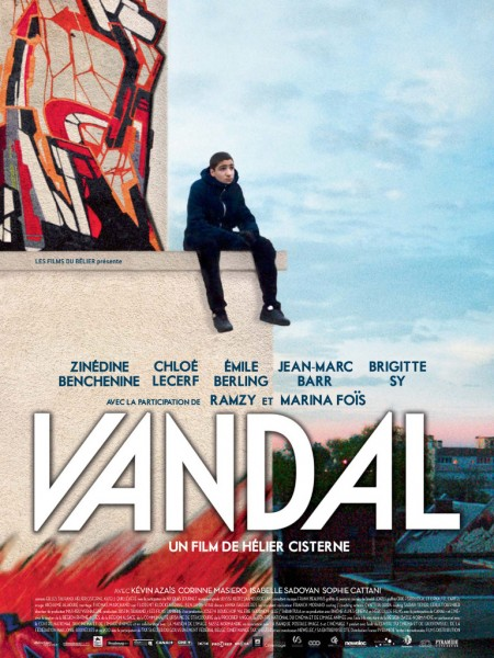 Cine974, Vandal