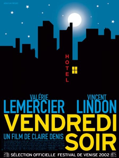 Cine974, Vendredi soir