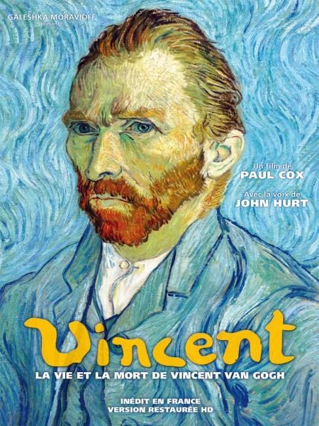 Cine974, Vincent - La vie et la mort de Vincent Van Gogh
