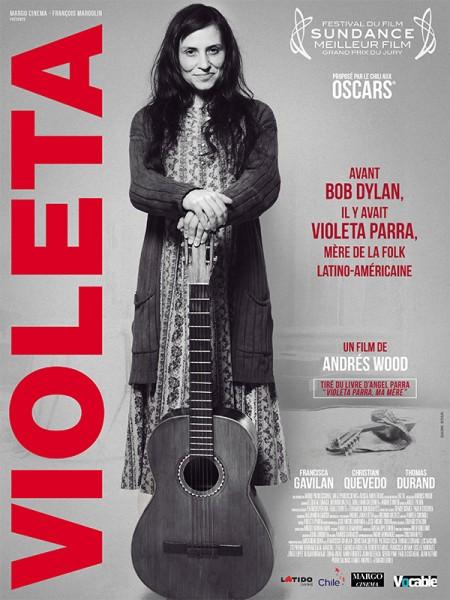 Cine974, Violeta