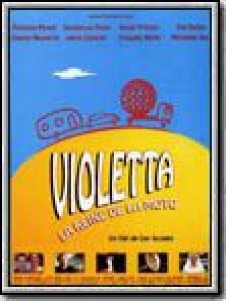 Cine974, Violetta, la reine de la moto