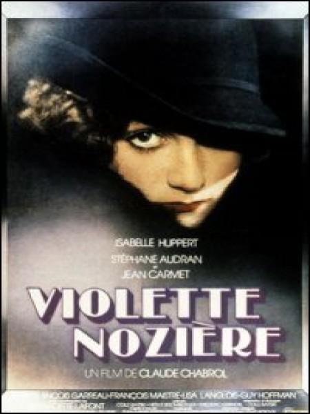 Cine974, Violette Nozière