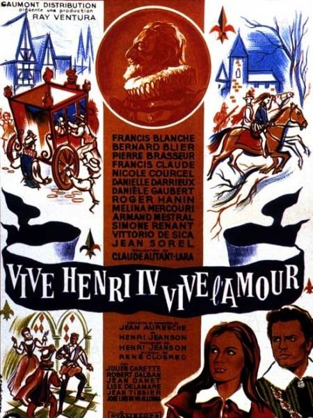 Cine974, Vive Henri IV... vive l'amour !