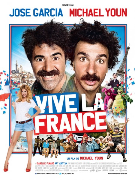 Cine974, Vive la France