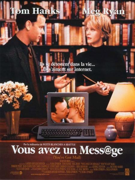 Cine974, Vous avez un message