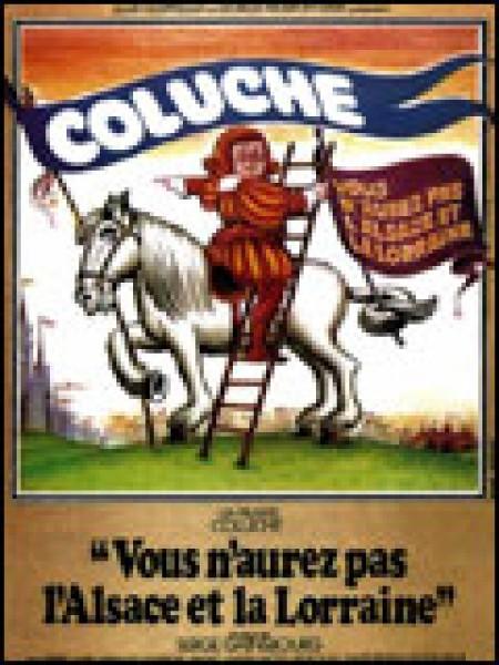 Cine974, Vous n'aurez pas l'Alsace et la Lorraine