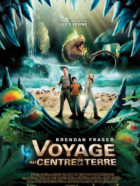 Cine974, Voyage au centre de la Terre