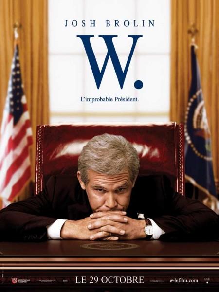 Cine974, W. - L'improbable Président