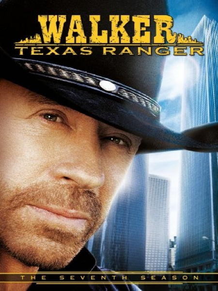 Cine974, Walker, Texas Ranger