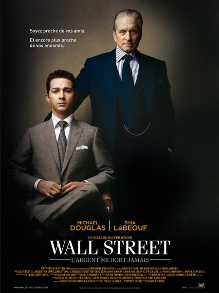 Cine974, Wall Street : l'argent ne dort jamais