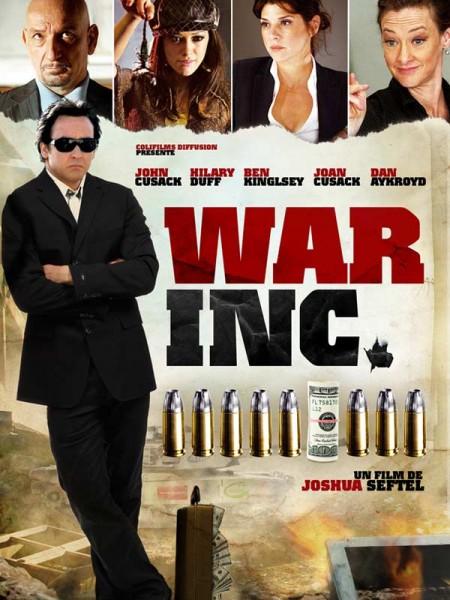 Cine974, War, Inc.