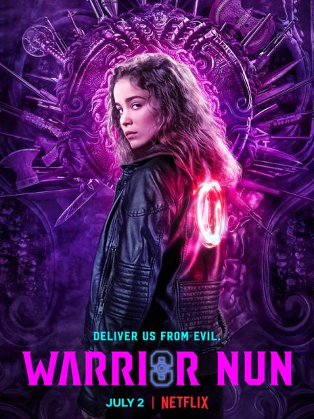 Cine974, Warrior Nun