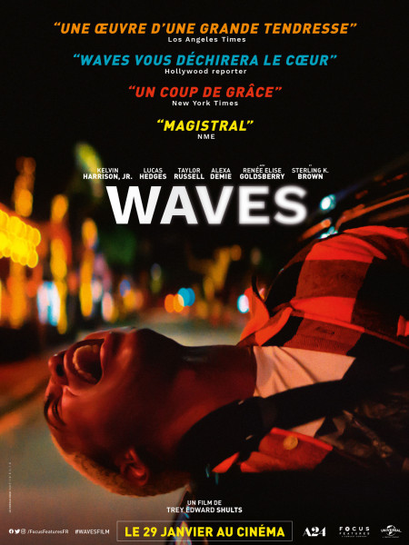 Cine974, Waves