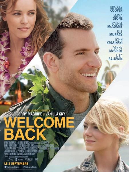 Cine974, Welcome Back
