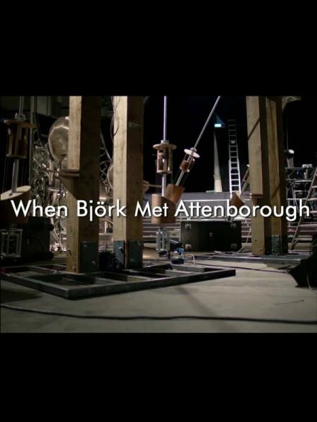 Cine974, When Björk met Attenborough: The Nature of Music