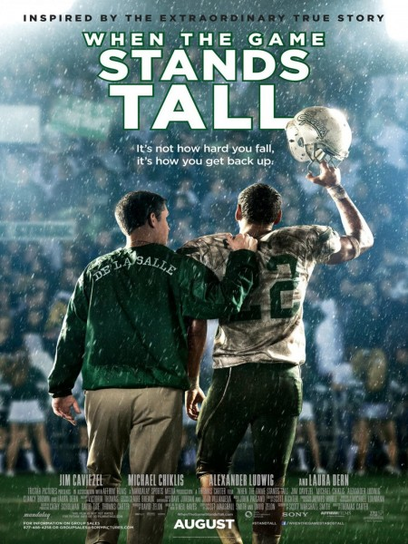 Cine974, When The Game Stands Tall