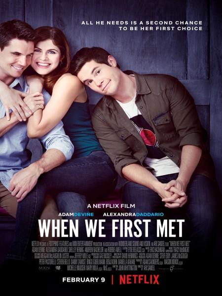 Cine974, When We First Met
