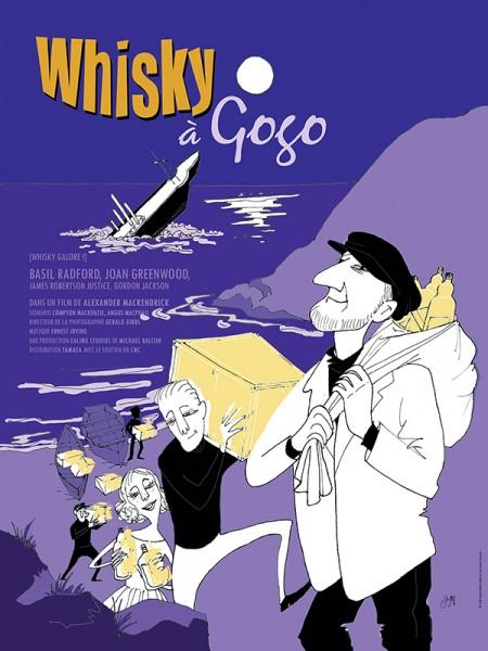 Cine974, Whisky à gogo