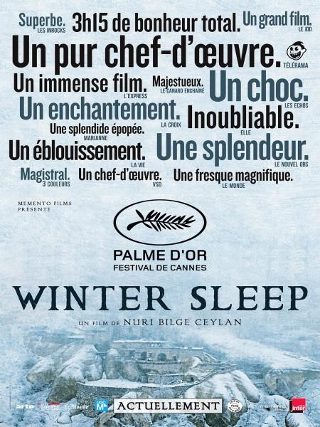 Cine974, Winter Sleep