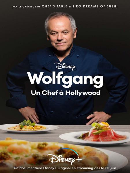 Cine974, Wolfgang : un chef à Hollywood