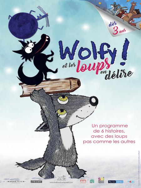 Cine974, Wolfy & les loups en délire