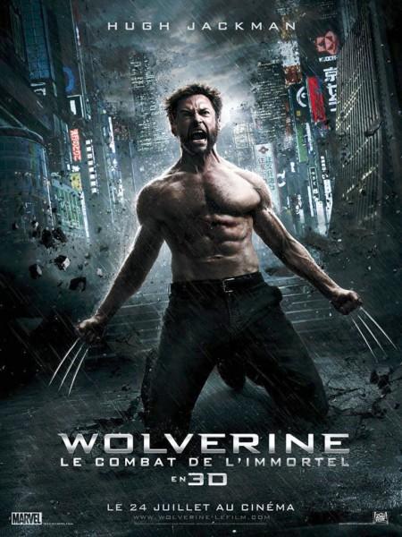 Cine974, Wolverine : le combat de l'immortel
