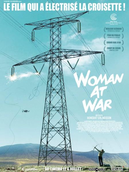 Cine974, Woman at War