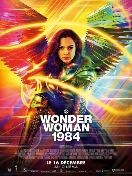 Cine974, Wonder Woman 1984