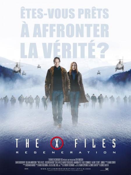 Cine974, X Files - Régénération