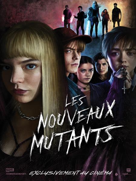 Cine974, X-Men : Les Nouveaux Mutants