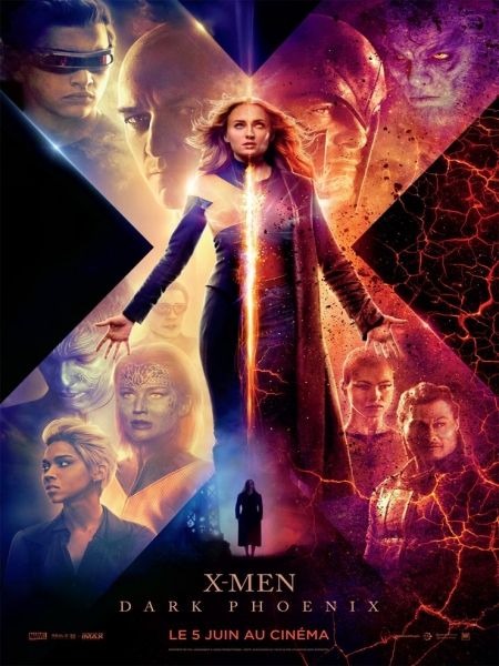 Cine974, X-Men: Dark Phoenix