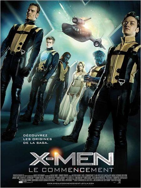 Cine974, X-Men: Le Commencement