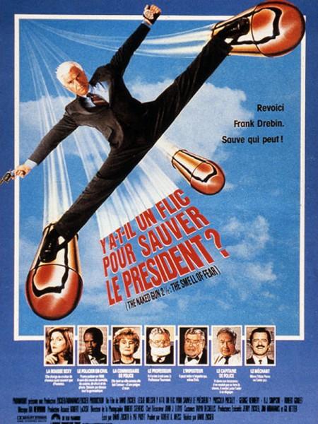 Cine974, Y a-t-il un flic pour sauver le président ?