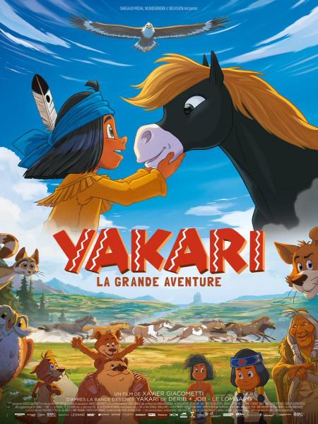 Cine974, Yakari, le film