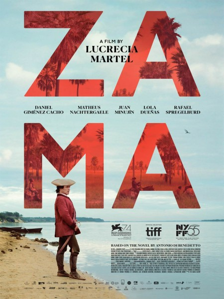Cine974, Zama