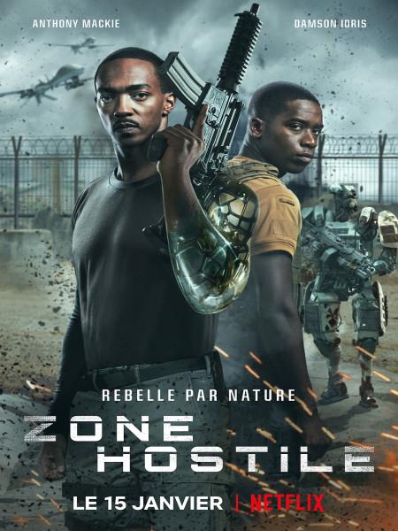 Cine974, Zone hostile