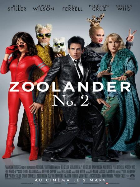 Cine974, Zoolander 2