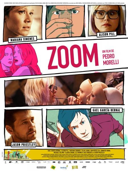 Cine974, Zoom