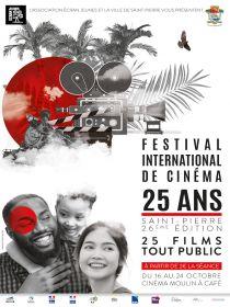 26ème Edition du Festival International de Cinéma de la ville de Saint-Pierre